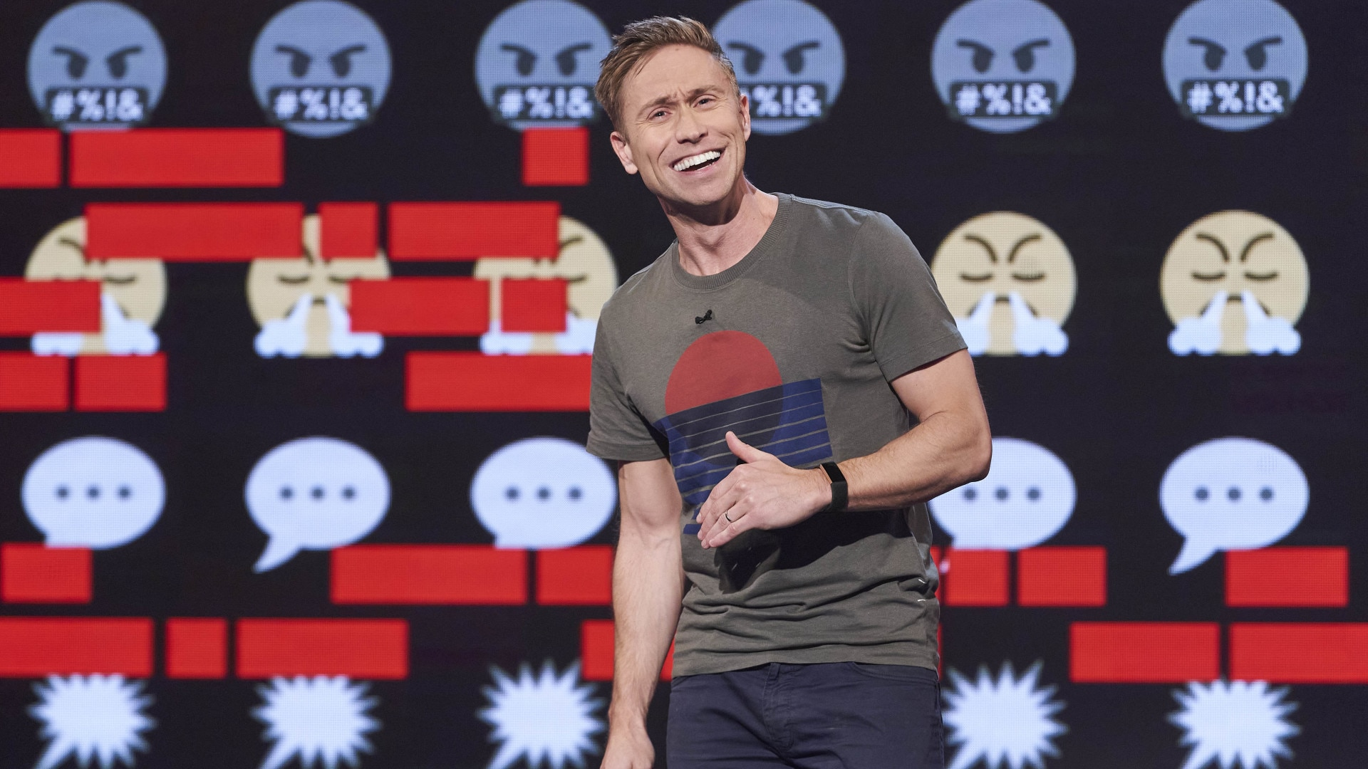 Russell Howard Hour, The  12