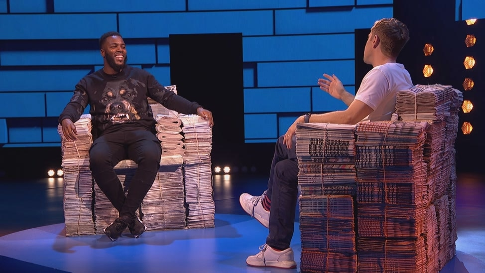 EPISODE 5 - Russell Howard Hour, The  5