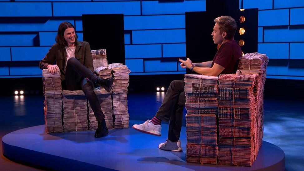 EPISODE 6 - Russell Howard Hour, The  6