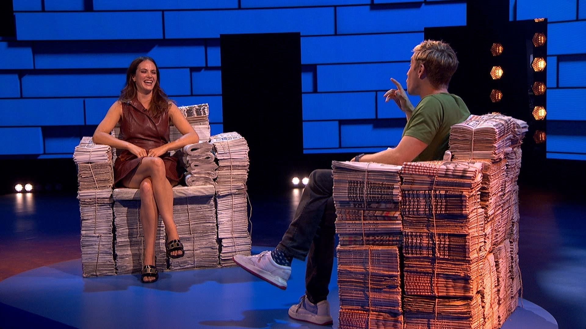 Russell Howard Hour, The  4