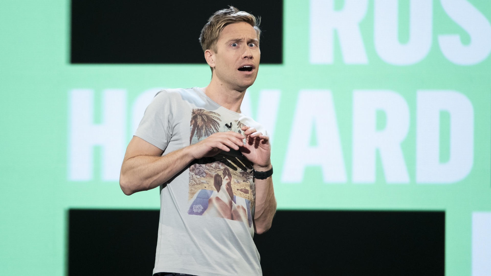 Russell Howard Hour, The   8