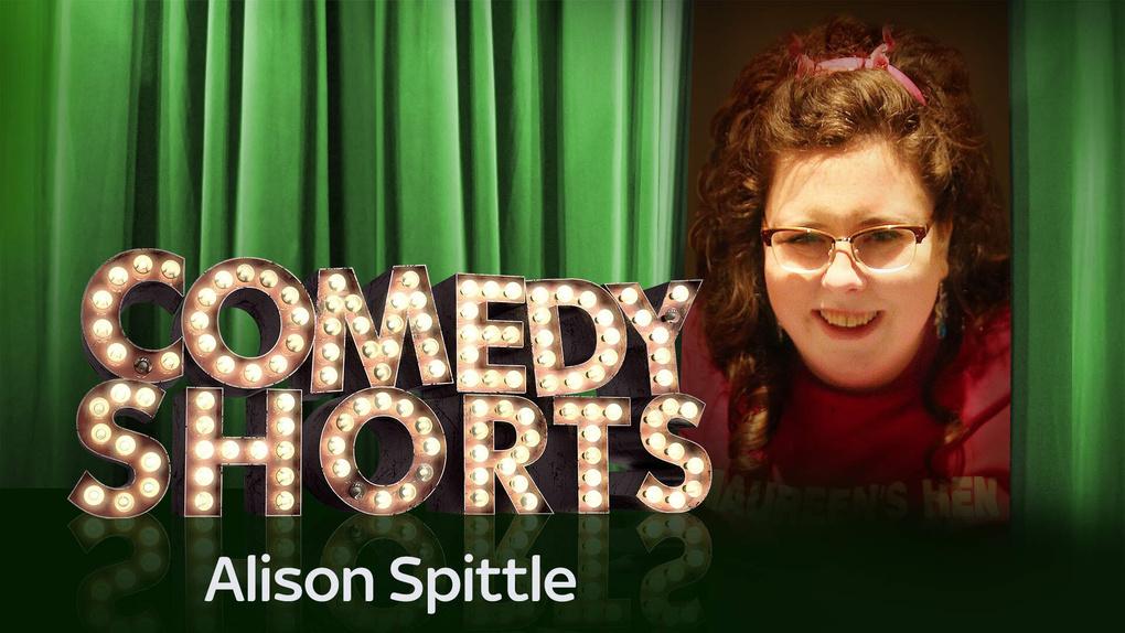 Alison Spittle In Ireland