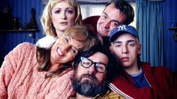 The Royle Family Portraits