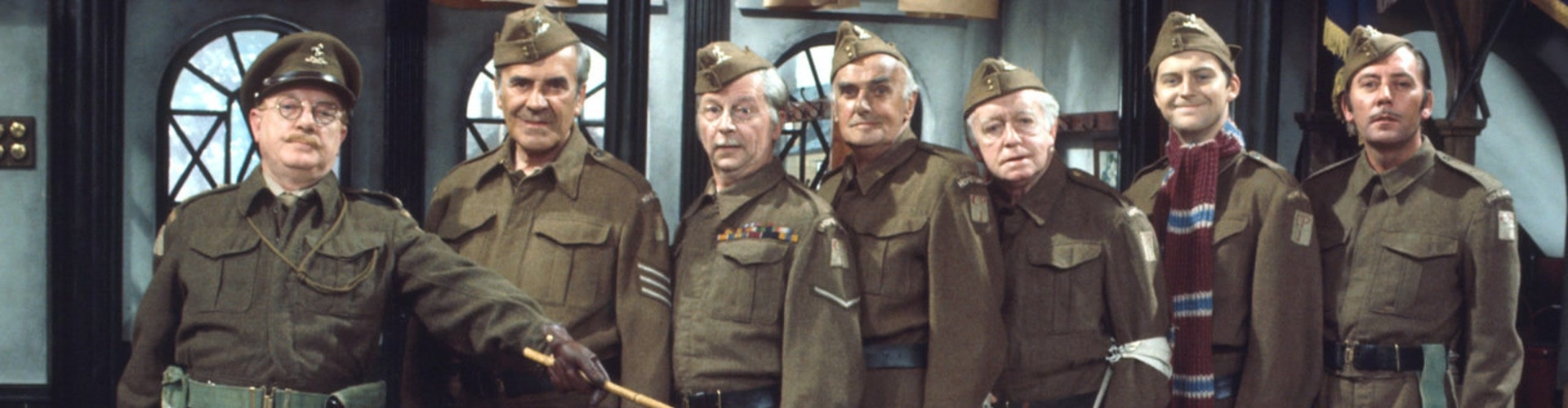 Watch Dad's Army:For the Love of Three... Online