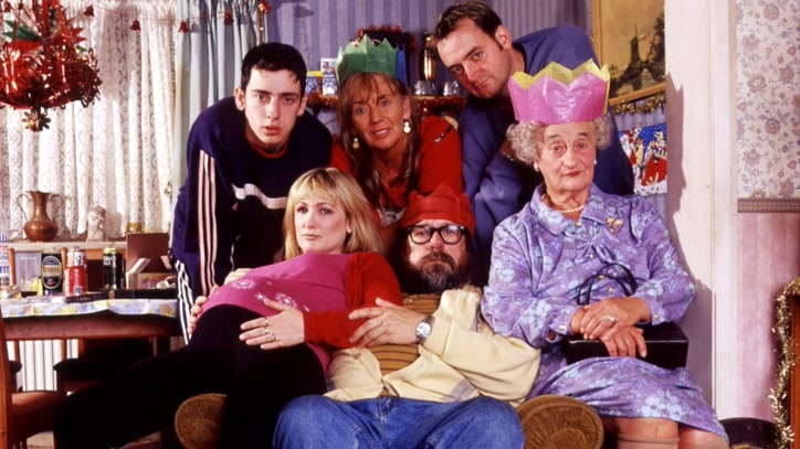 Watch The Royle Family:The Royle Famil... Online