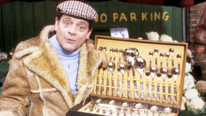 Watch Only Fools and Horses:Mother Nat... Online