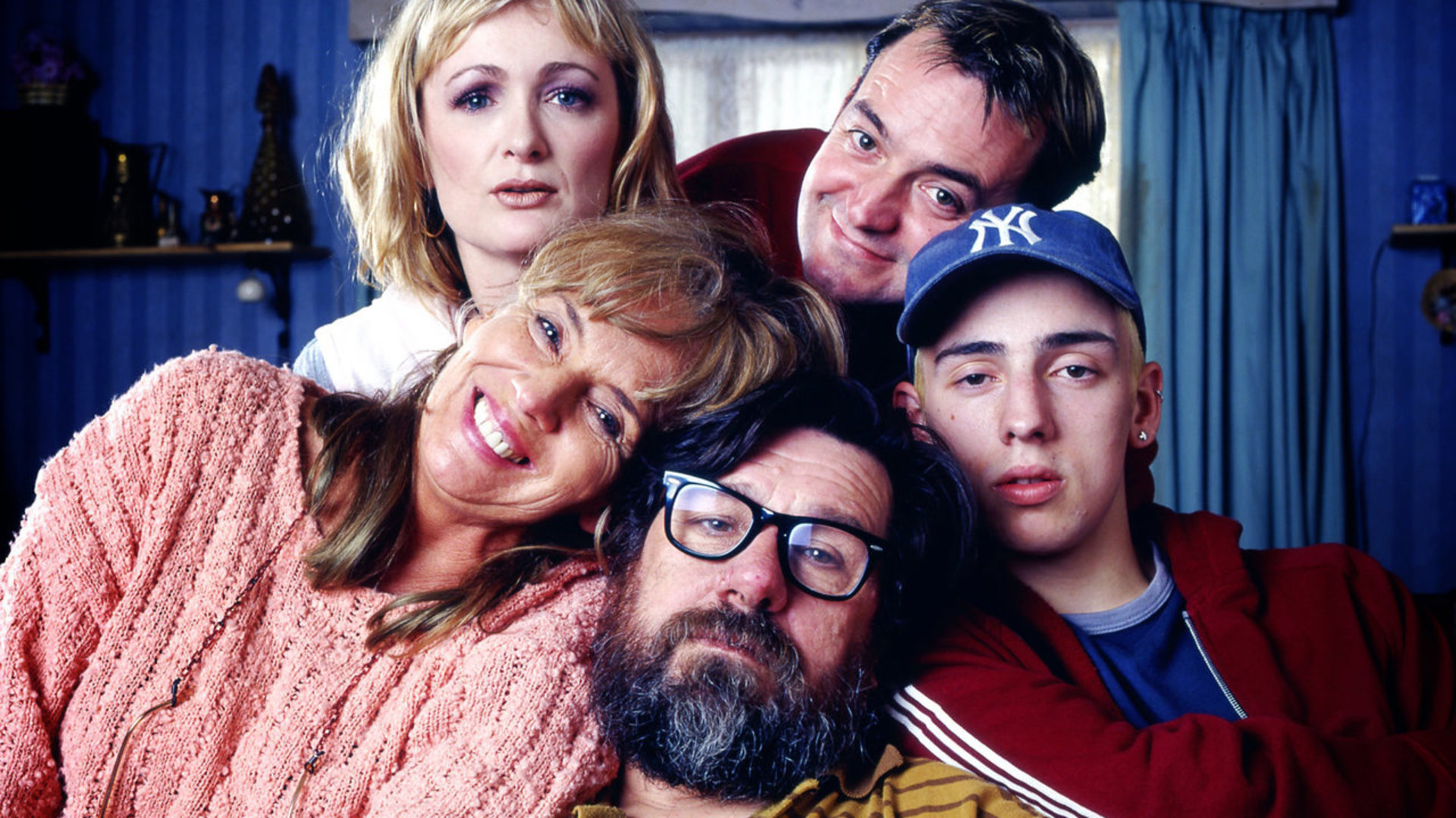 Watch The Royle Family Behind Sofa