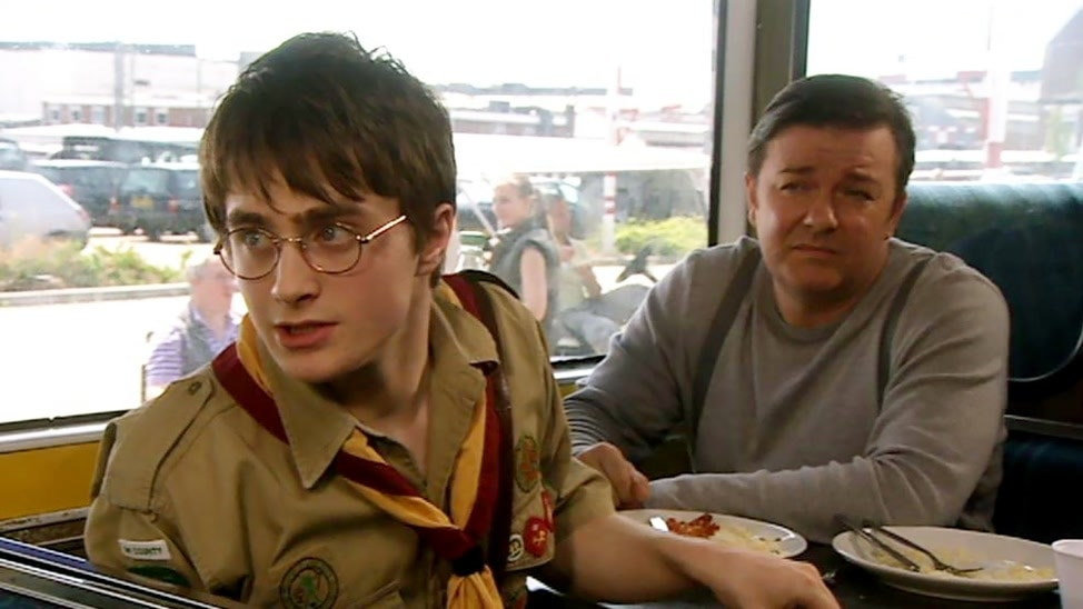 Episode 3 - Daniel Radcliffe & Diana Rigg