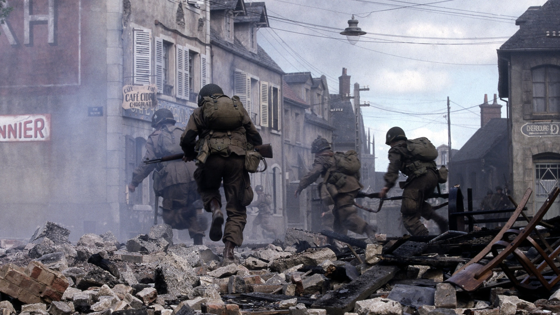 Band Of Brothers   3