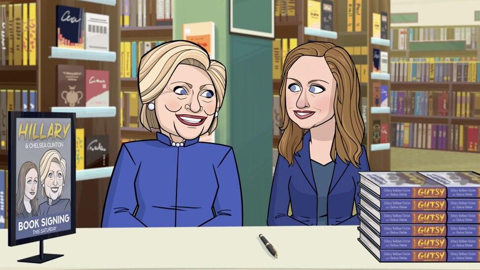 EPISODE 5 - Hillary 2020