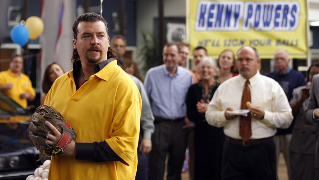 Eastbound & Down   2