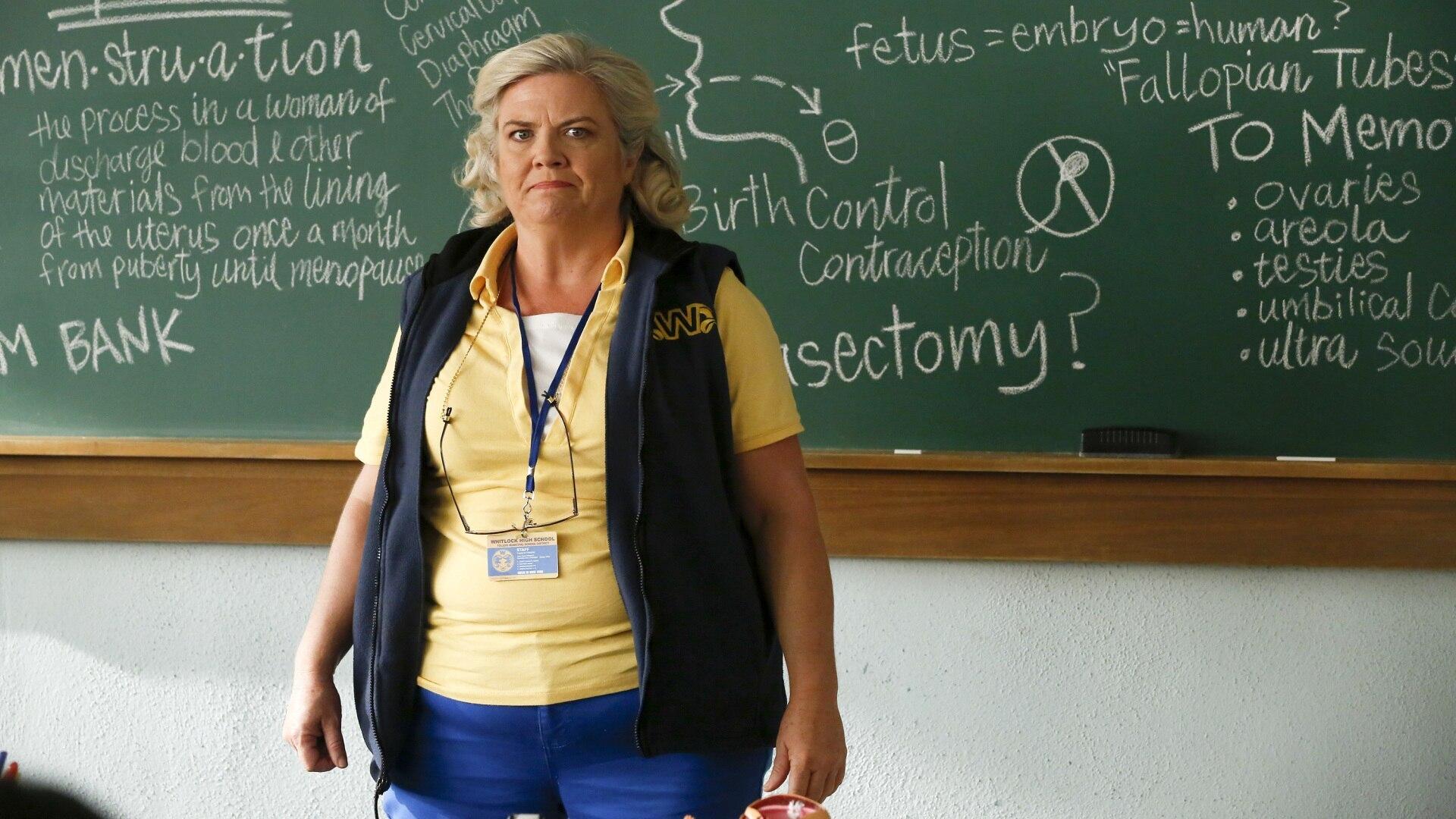 Teacher Jail
