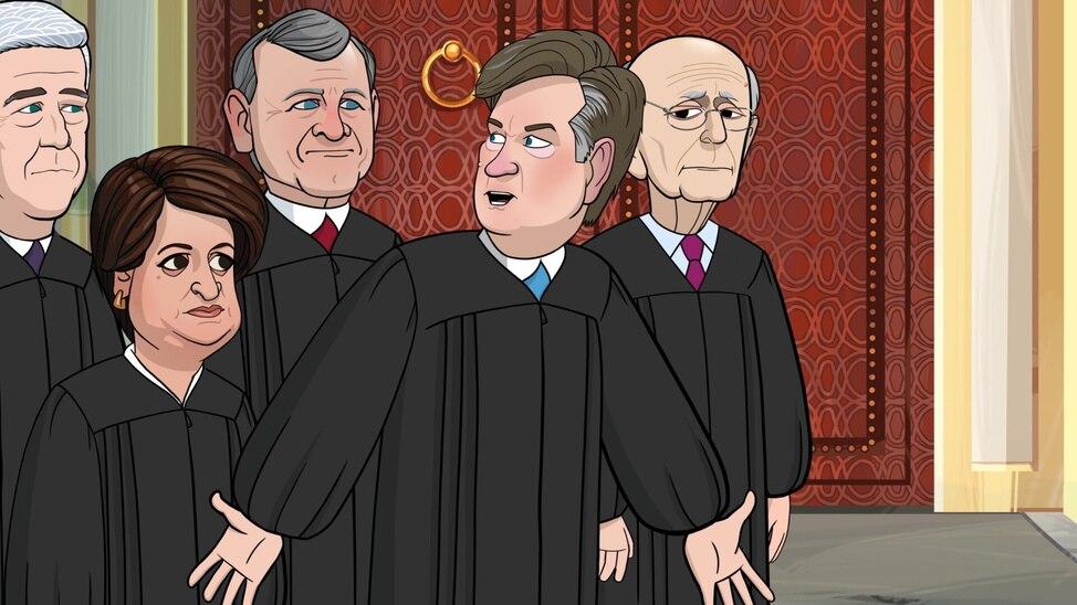 EPISODE 7 - Supreme Court