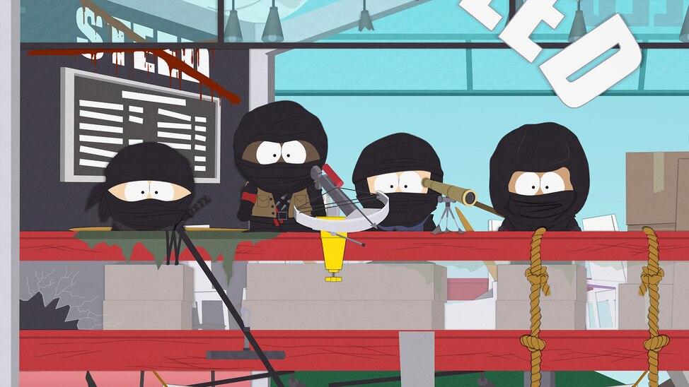 EPISODE 7 - Naughty Ninjas