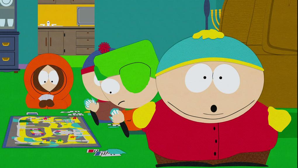 Cartman Sucks