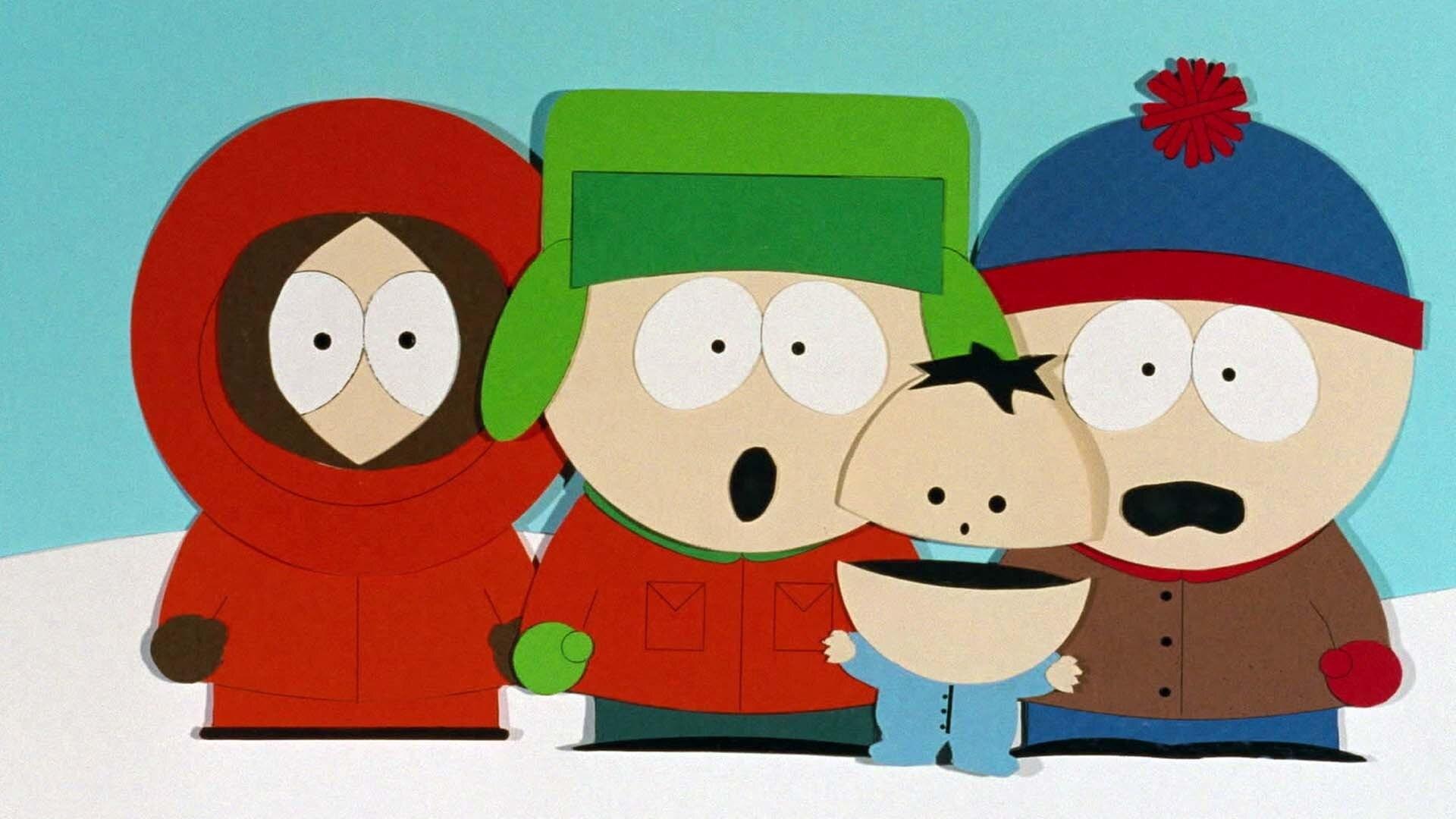 Cartman Gets an An** Probe