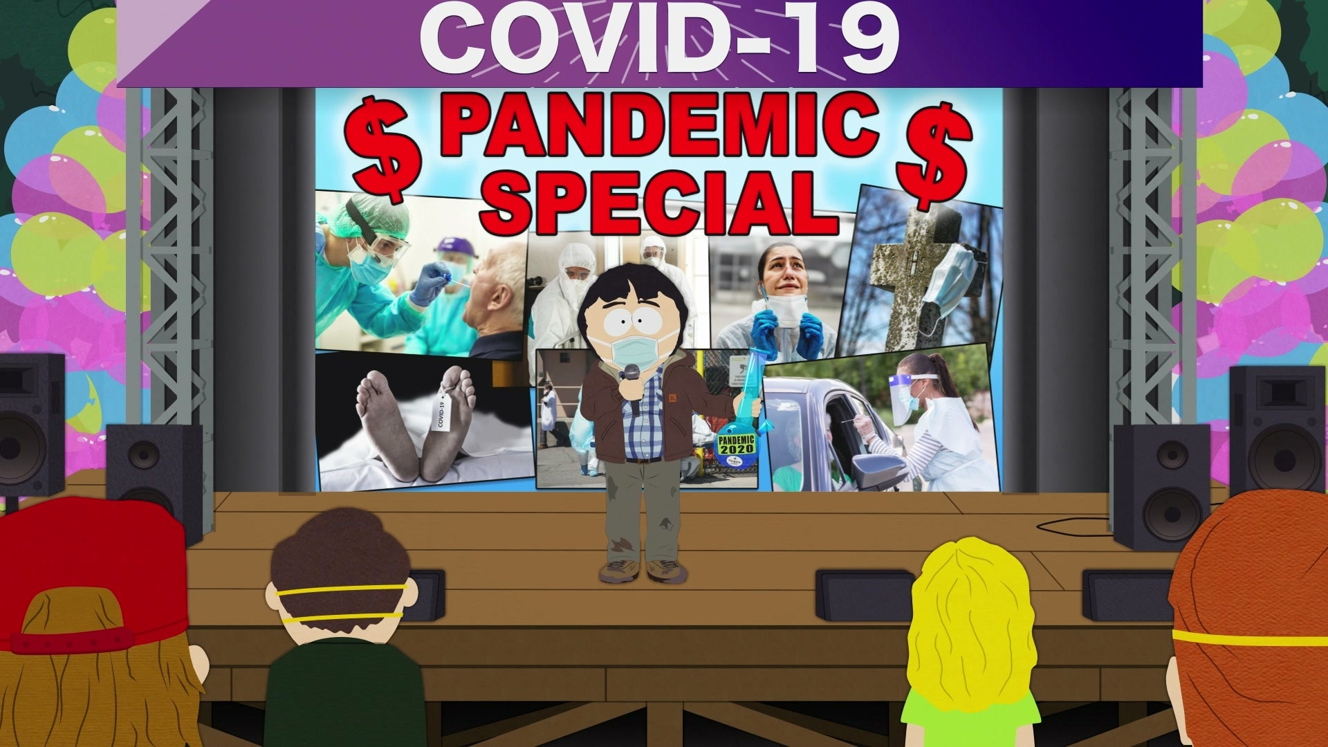 South Park - The Pandemic Special