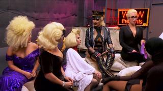 Oh. My. Gaga! Untucked