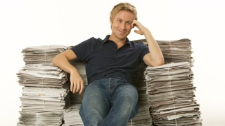 Russell Howard's Good News image