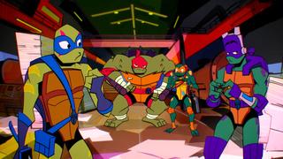 Rise of the Teenage Mutant Ninja Turt...