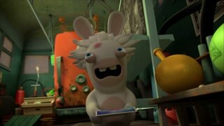 Dr. Mad Rabbid's Daughter/Rabbid Heat...