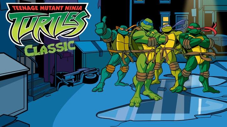 Watch Teenage Mutant Ninja Turtles (Cl... Online