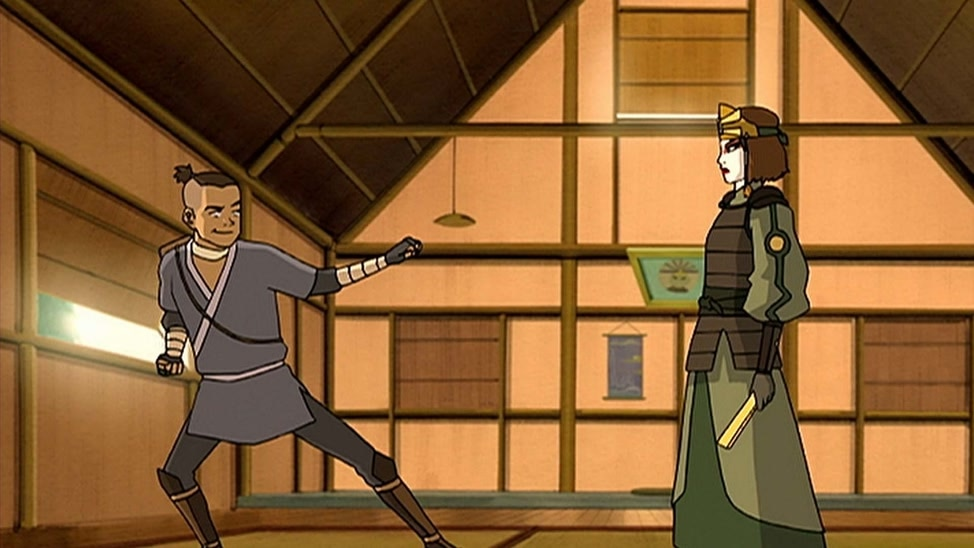 EPISODE 4 - The Warriors of Kyoshi