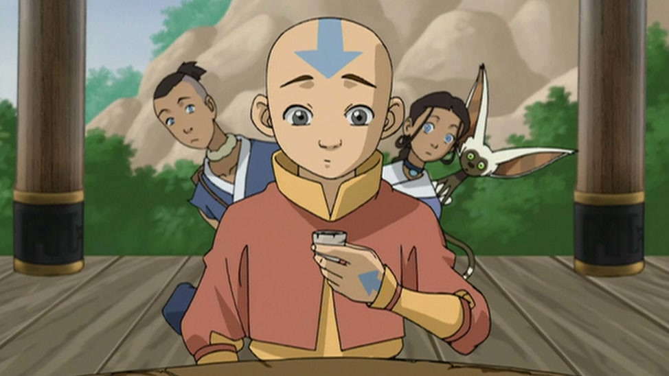 EPISODE 21 - The Avatar State