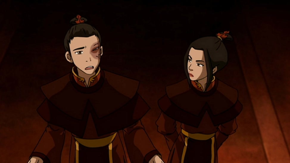 EPISODE 46 - The Avatar and the Firelord