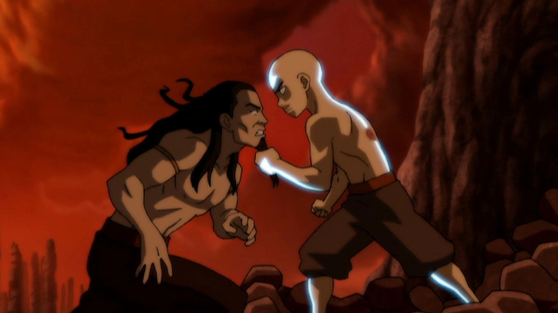 Sozin's Comet - Part 4: Avatar Aang