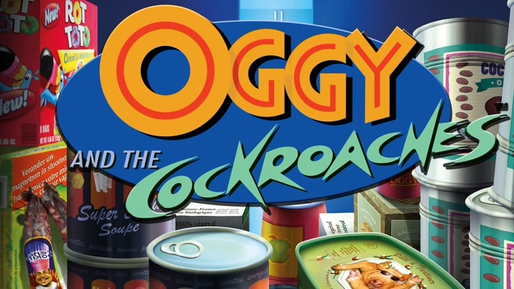 Watch Oggy & the Cockroaches Online