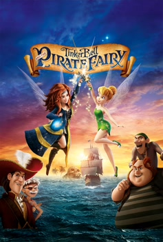 Tinker Bell And The Pirate Fairy image