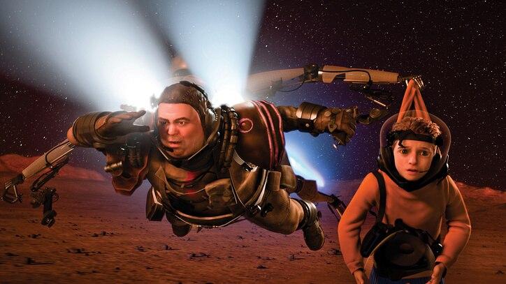 Watch Mars Needs Moms Online