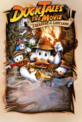 DuckTales The Movie: Treasure Of..