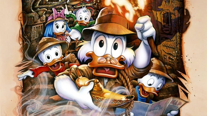 Watch DuckTales The Movie: Treasure Of.. Online
