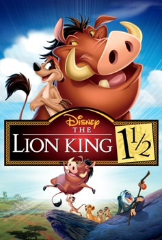 The Lion King 1 1/2 image