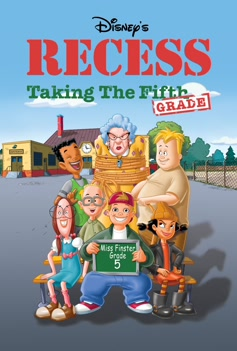 Recess: Taking the Fifth Grade image