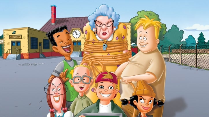 Watch Recess: Taking the Fifth Grade Online