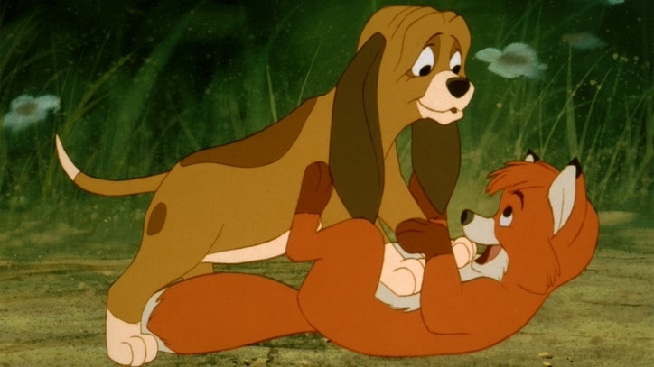 Watch The Fox And The Hound Online
