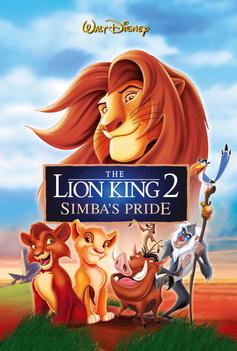 The Lion King 2: Simba's Pride image