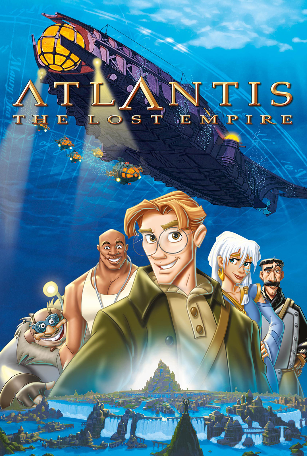 atlantis the lost empire full movie online free