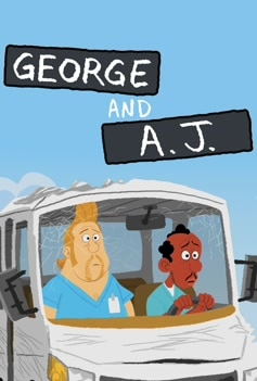 George And A.J. image