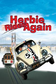 Herbie Rides Again image