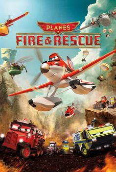 Planes: Fire & Rescue image