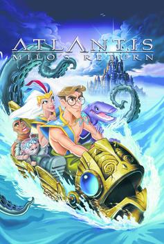 Atlantis II: Milo's Return image