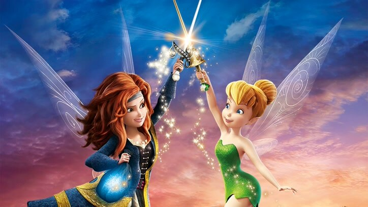 Watch Tinker Bell And The Pirate Fairy Online