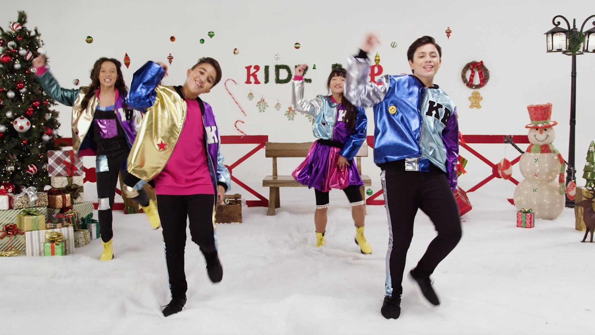 Kidz Bop Kids - Santa Tell Me Dance Alon
