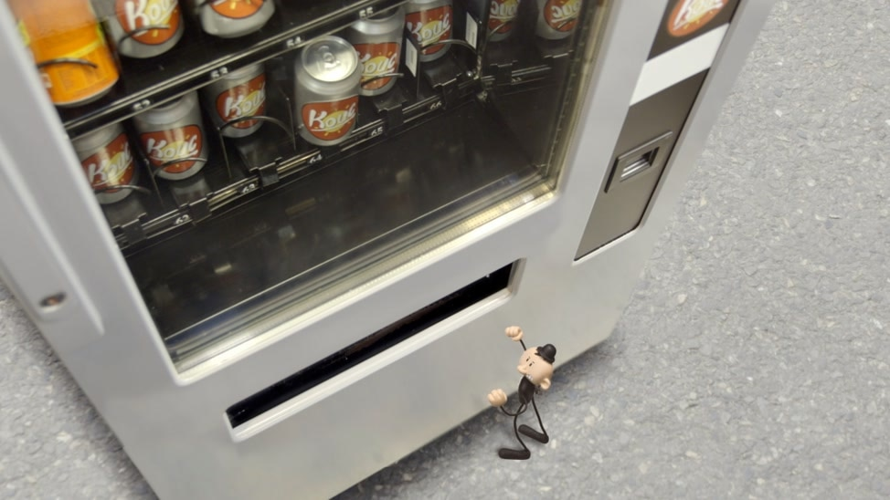 The Vending Machine