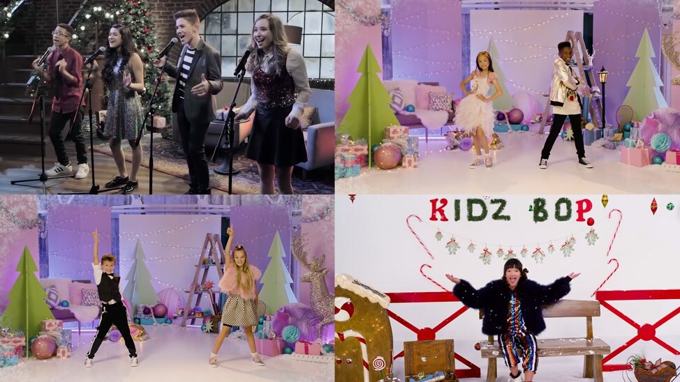 EPISODE 2 - Kidz Bop Christmas Compilation