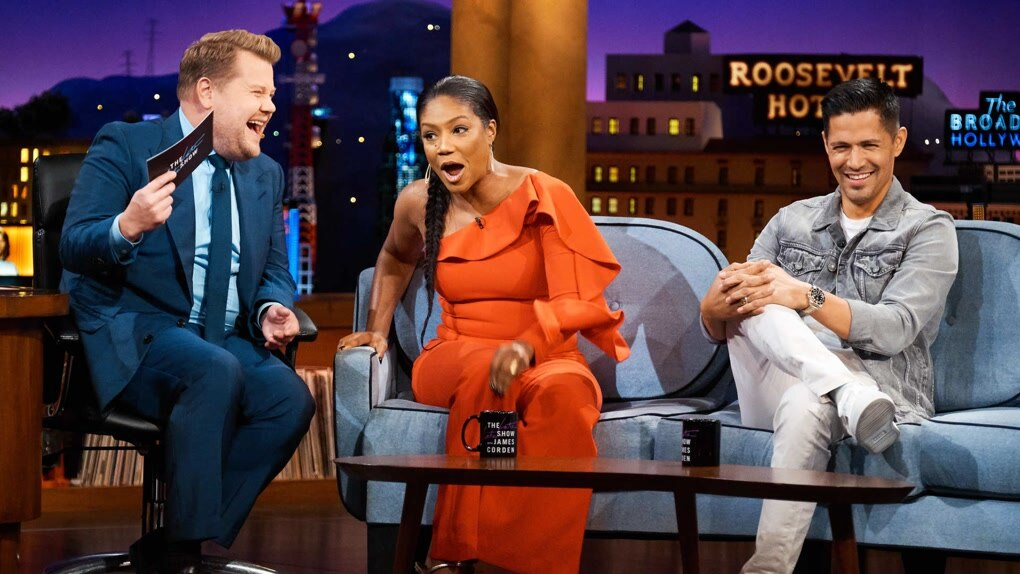 Late Late Show With James Corden  12